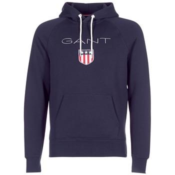 Vêtements Homme Sweats Gant GANT SHIELD SWEAT HOODIE Marine