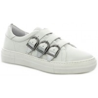 Chaussures Femme Baskets basses Exit Baskets cuir Blanc