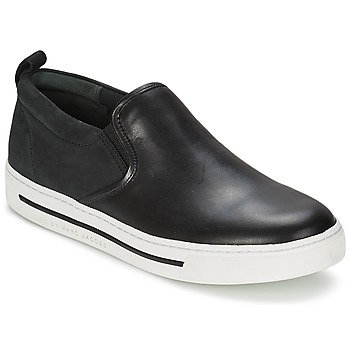 Chaussures Femme Slip ons Marc by Marc Jacobs CUTE KIDS Noir