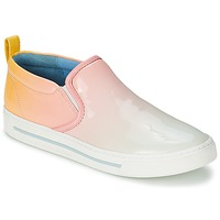 Chaussures Femme Slip ons Marc by Marc Jacobs CUTE KICKS Multicolore