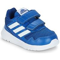 Chaussures Enfant Baskets basses adidas Performance ALTARUN CF I Bleu