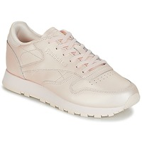 Chaussures Femme Baskets basses Reebok Classic CLASSIC LEATHER Rose