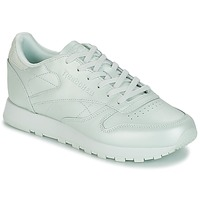 Chaussures Femme Baskets basses Reebok Classic CLASSIC LEATHER Vert
