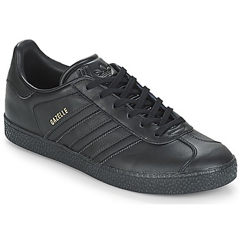 Chaussures Enfant Baskets basses adidas Originals GAZELLE J Noir