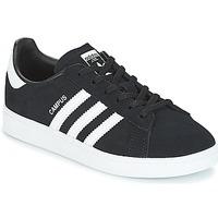 Chaussures Enfant Baskets basses adidas Originals CAMPUS C Noir