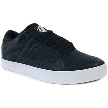 Chaussures Homme Chaussures de Skate Osiris TECHNIQ VLC black white Noir