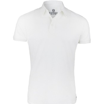 Vêtements Homme Polos manches courtes The Weekenders Polo Manches Courtes The Chiller Blanc
