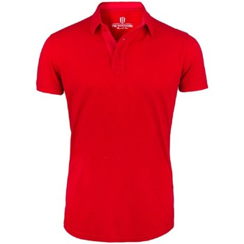 Vêtements Homme Polos manches courtes The Weekenders Polo Manches Courtes The Chiller Rouge