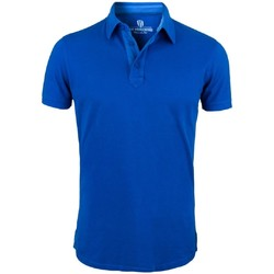 Vêtements Homme Polos manches courtes The Weekenders Polo Manches Courtes The Chiller Bleu roi