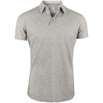 Vêtements Homme Polos manches courtes The Weekenders Polo Manches Courtes The Chiller Gris clair