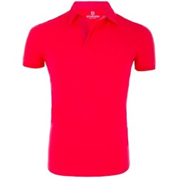 Vêtements Homme Polos manches courtes The Weekenders Polo Manches Courtes The Chiller Corail