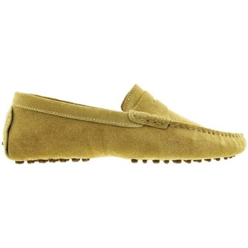 Chaussures Homme Mocassins The Weekenders The Driver Beige