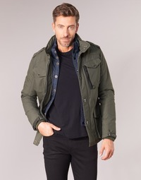 Vêtements Homme Parkas Schott FIELD Kaki