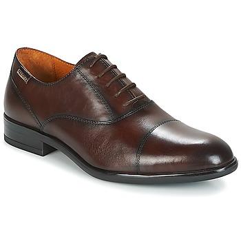 Chaussures Homme Derbies Pikolinos BRISTOL M7J Marron