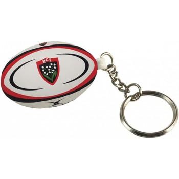 Accessoires textile Porte-clés Gilbert Porte clés - Rugby Club Toulonnais - Noir et Rouge