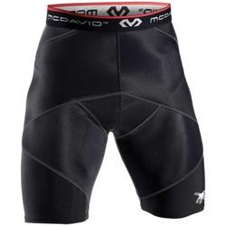 Vêtements Shorts / Bermudas Mcdavid Short de compression - Adulte - Noir