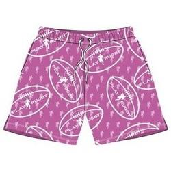 Vêtements Enfant Shorts / Bermudas Play Rugby Short de bain - Drop - Rose
