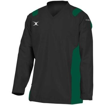 Vêtements Sweats Gilbert Vareuse rugby adulte - Contact Top Révolution - Noir