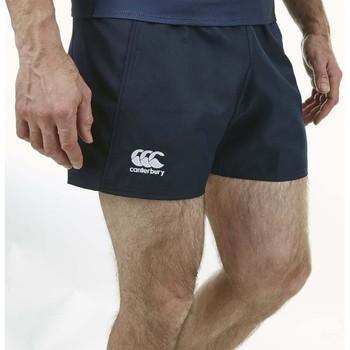 Vêtements Shorts / Bermudas Canterbury Short rugby adulte - Advantage - Bleu