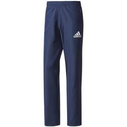 Vêtements Pantalons de survêtement adidas Originals Jogging rugby France Présentation 2017/2018 adulte - Bleu