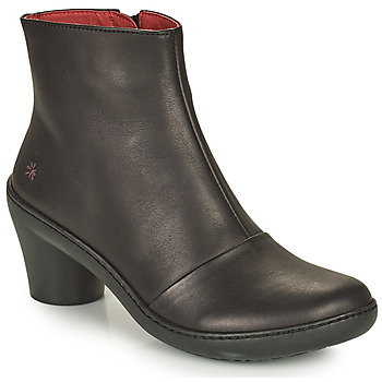 Chaussures Femme Bottines Art ALFAMA Noir