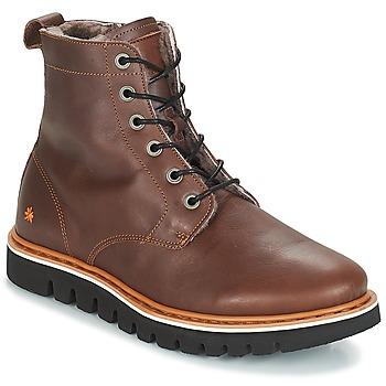 Chaussures Homme Boots Art TORONTO Marron
