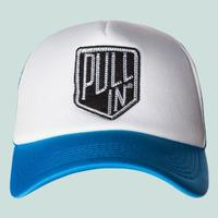 Accessoires textile Homme Casquettes Pull-in PULL IN CASQUETTE TRUCKBULL BLANC/BLEU blanc