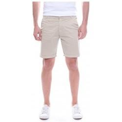 Vêtements Homme Shorts / Bermudas Ritchie Bermuda chino BOLTON Beige