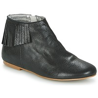 Chaussures Femme Boots Ippon Vintage DOLLY MAGIC Noir