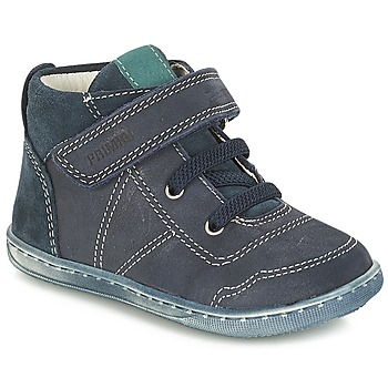 Chaussures Garçon Boots Primigi PALMER Bleu