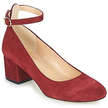 Chaussures Femme Escarpins Jonak VESPA Rouge