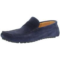 Chaussures Mocassins Les Mocassins Tropéziens Mocassins les tropéziens ref_lmc43296 Marine bleu