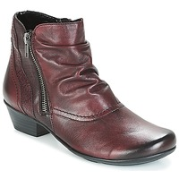 Chaussures Femme Bottines Remonte Dorndorf SORIAL BORDEAU