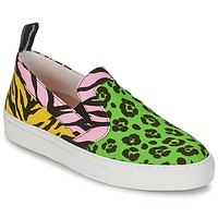 Chaussures Femme Slip ons Moschino Cheap & CHIC LIDIA Multicolore