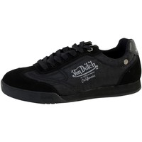 Chaussures Homme Baskets basses Von Dutch Basket  Speedway Noir