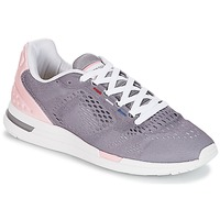 Chaussures Femme Baskets basses Le Coq Sportif LCS R PRO W ENGINEERED MESH Violet