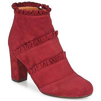 Chaussures Femme Bottines Chie Mihara KAFTAN Bordeaux