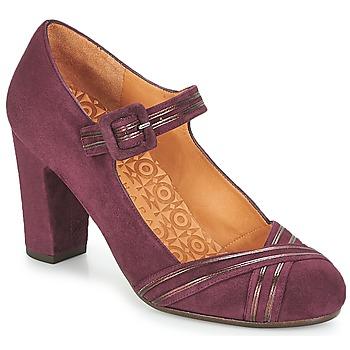 Chaussures Femme Escarpins Chie Mihara KALEI Bordeaux