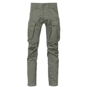 Vêtements Homme Pantalons cargo G-Star Raw ROVIC ZIP 3D STRAIGHT TAPERED Gris Vert
