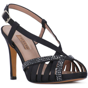 Chaussures Femme Sandales et Nu-pieds Albano RASO NERO Nero