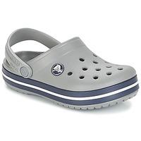 Chaussures Enfant Sabots Crocs CROCBAND CLOG K Gris / marine