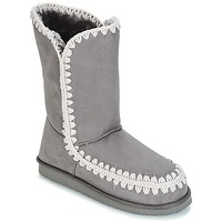 Chaussures Femme Bottes ville LPB Shoes NATHALIE Gris
