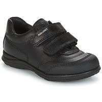 Chaussures Garçon Derbies Pablosky BAKKYLIN NOIR