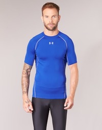 Vêtements Homme T-shirts manches courtes Under Armour UA HG ARMOUR SS COMPRESSION Bleu