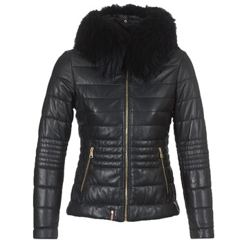 Vêtements Femme Doudounes Oakwood JELLY Noir