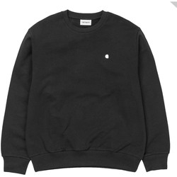Vêtements Homme Sweats Carhartt I024676 sweat-shirt Homme Noir Noir