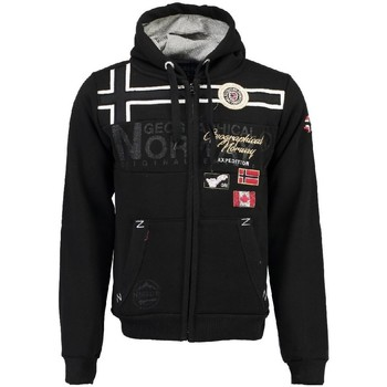 Vêtements Garçon Sweats Geographical Norway Sweat Enfant Garadock Noir