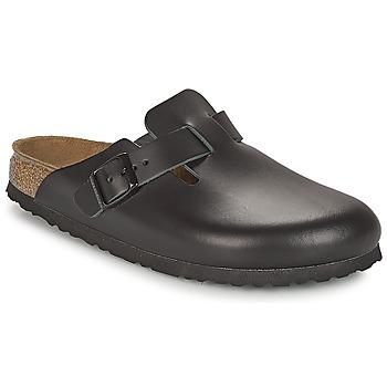 Chaussures Sabots Birkenstock BOSTON Noir