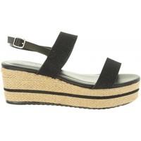 Chaussures Femme Sandales et Nu-pieds Chika 10 DONA 01 Negro