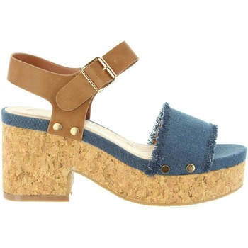 Chaussures Femme Sandales et Nu-pieds Chika 10 ISA 01 Azul